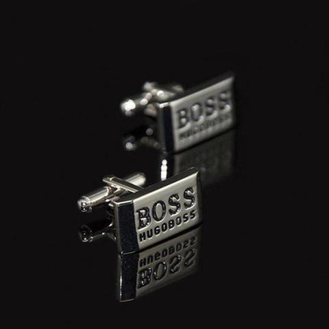 Manžetové gombíky Hugo Boss - 3
