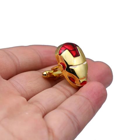 Manžetové gombíky Iron Man Marvel - 3
