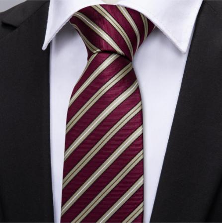Manžetové knoflíčky s kravatou Peithó - 3