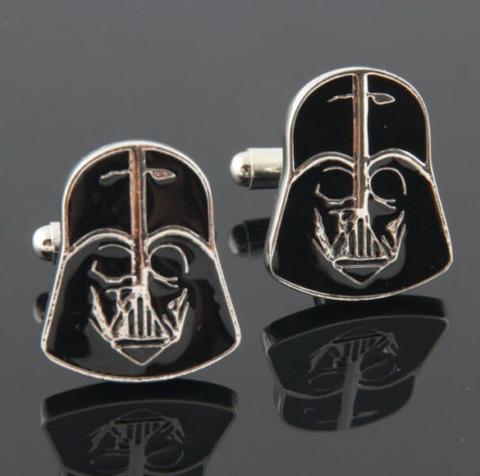Manžetové gombíky Darth Vader Star Wars - 3