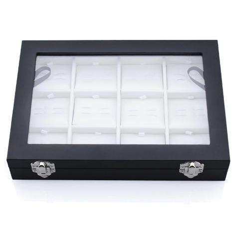 Krabička manžetové gombíky 12 ks - 4