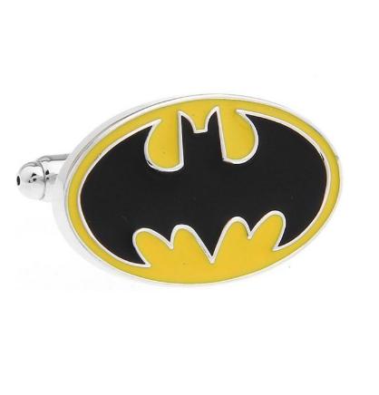 Manžetové gombíky Batman (Betman) - 4