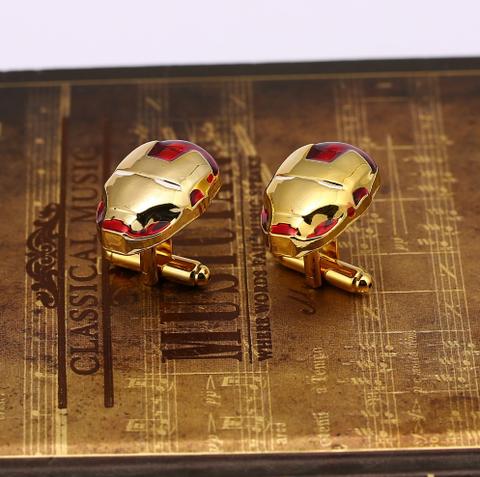 Manžetové gombíky Iron Man Marvel - 4